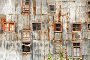 Rustic Wall and Windows by jkraft5