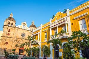 San Pedro Claver Plaza by jkraft5