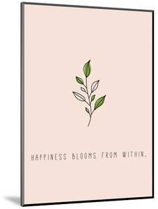 Happiness Blooms by JMB Designs