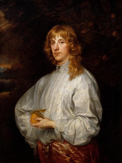 Jmes Stuart Duke of Lennox-Sir Anthony Van Dyck-Giclee Print