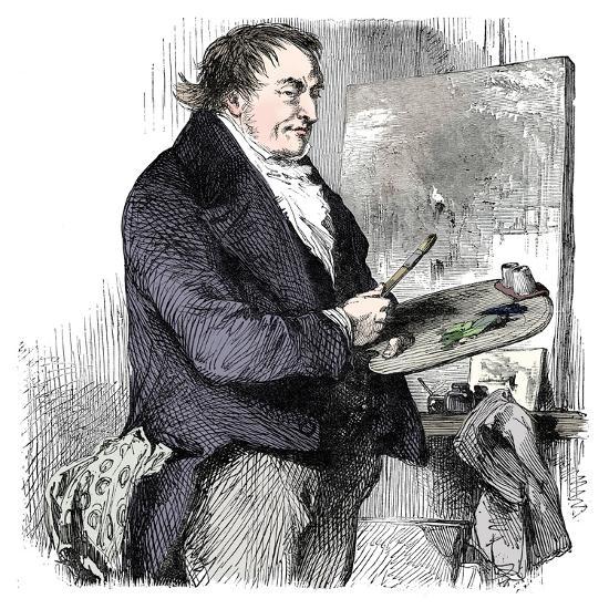 'JMW Turner, RA', (late 19th century)-Unknown-Giclee Print