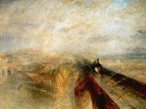 The Temeraire Towed to Her Last Berth (AKA The Fighting Temraire)-JMW Turner-Giclee Print