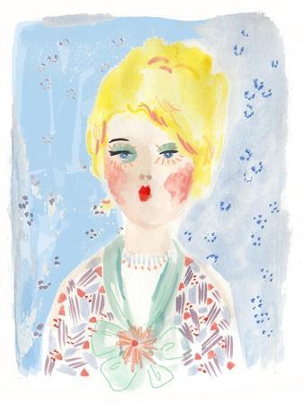 Vintage Doll 1, 2014