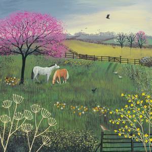 Under the Blossom Tree by Jo Grundy