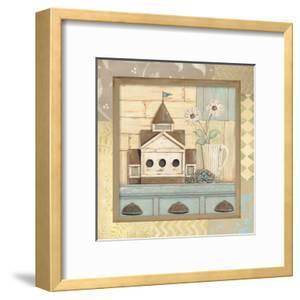 Birdhouse I by Jo Moulton