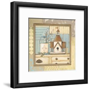 Birdhouse II by Jo Moulton