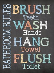 Brush Wash Flush by Jo Moulton