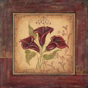 Crimson IV by Jo Moulton