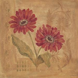 Day Dahlias by Jo Moulton