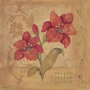 Day Lilies by Jo Moulton