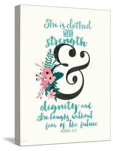 Dignity and Strength by Jo Moulton