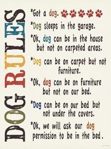 Dog Rules by Jo Moulton