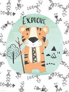 Explore Tiger by Jo Moulton