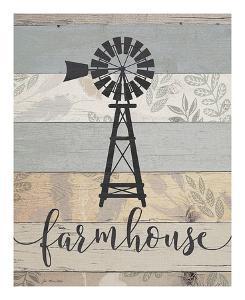 Farmhouse by Jo Moulton