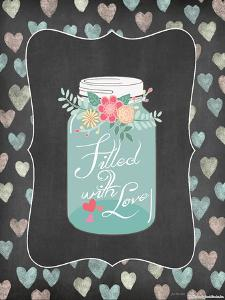 Filled with Love by Jo Moulton