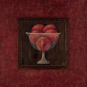 Fruit Compote I by Jo Moulton