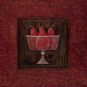 Fruit Compote II by Jo Moulton