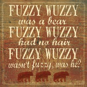 Fuzzy Wuzzy by Jo Moulton