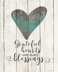 Grateful Hearts by Jo Moulton