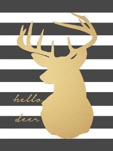 Hello Deer by Jo Moulton