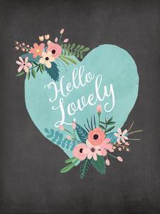 Hello Lovely by Jo Moulton