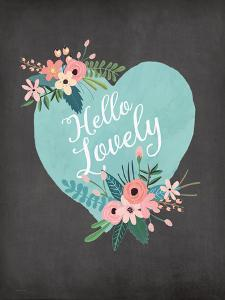 Hello Lovely by Jo Moulton