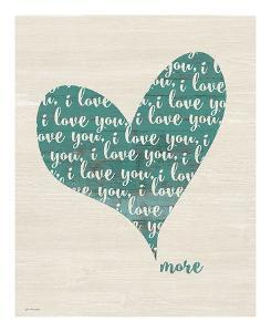 I Love You More by Jo Moulton