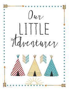 Little Adventurer by Jo Moulton