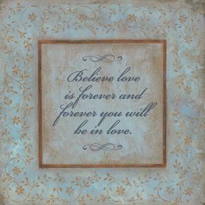 Love Is Forever by Jo Moulton