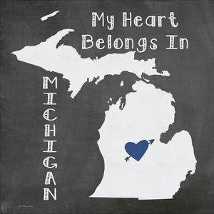Michigan by Jo Moulton