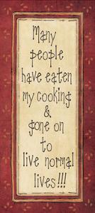 My Cooking by Jo Moulton