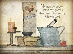 My Kitchen by Jo Moulton