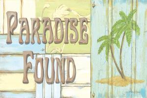 Paradise Found by Jo Moulton