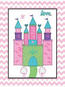 Princess Castle by Jo Moulton