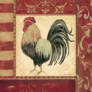 Red Rooster III by Jo Moulton
