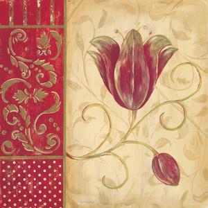 Red Tulip I by Jo Moulton