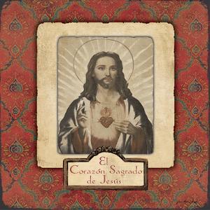 Sacred Heart by Jo Moulton