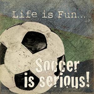 Soccer by Jo Moulton