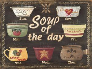 Soup of the Day by Jo Moulton