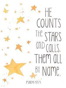 Stars by Jo Moulton