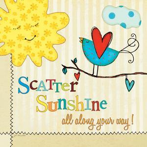 Sunshine by Jo Moulton