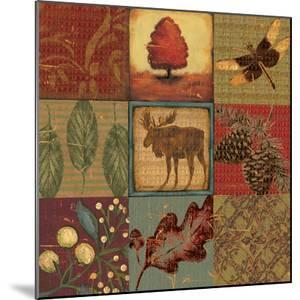 Teton Tapestry II by Jo Moulton