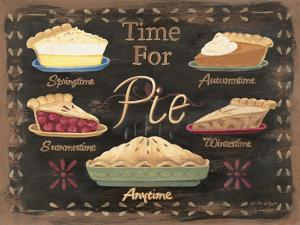Time for Pie by Jo Moulton