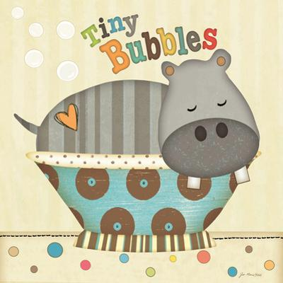 Tiny Bubbles by Jo Moulton