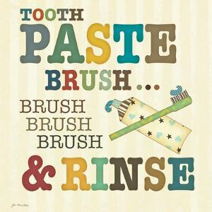 Tooth Paste by Jo Moulton