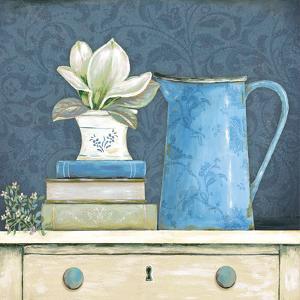 Vintage Blues by Jo Moulton