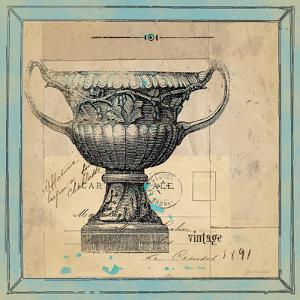 Vintage Urn by Jo Moulton
