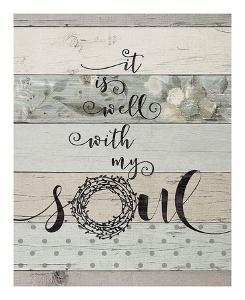 Well with My Soul by Jo Moulton