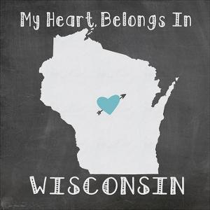 Wisconsin by Jo Moulton
