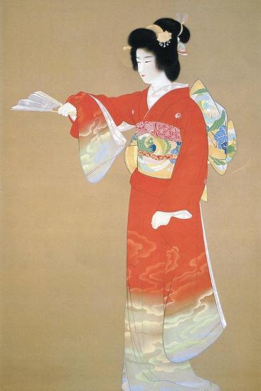 Jo No Mai-Shoen Uemura-Giclee Print
